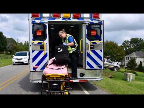 EMS Week 2018 - Year in Review - Johnston County Emergency Services, EMS Division