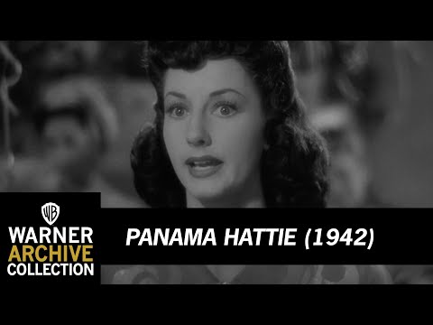 Panama Hattie 1942 – At The Club Savoy Sung By Virginia O'Brien