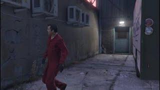 Grand Theft Auto V jewlery hiest