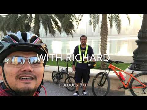 Sharjah port ride mar 22,2018