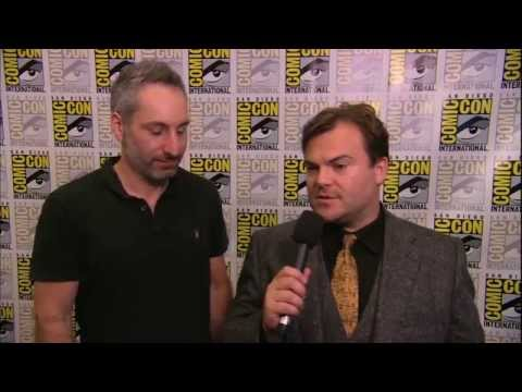 Jack Black And Director Rob Letterman Talk 'Goosebumps' The Movie