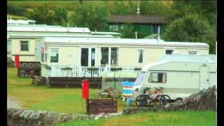 Camping Holiday in Scottish Highlands - Gruinard Bay Caravan Park