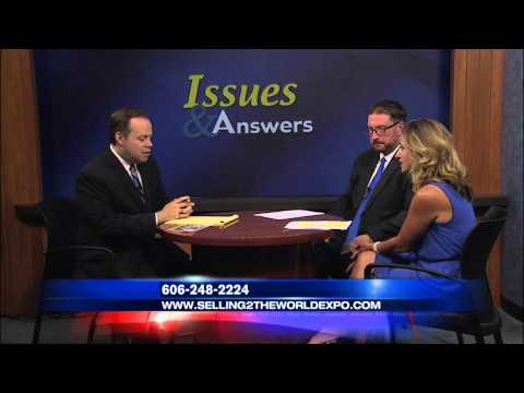 WYMT Issues & Answers -  Selling to the World 6.11.15