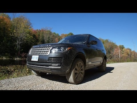 2014 Range Rover Supercharged Review
