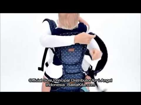 51560751333 How To Use i Angel Hipseat Carrier - English Subtitle - YouTube