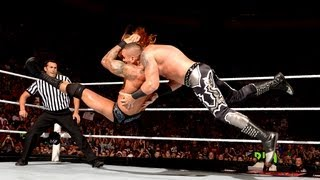 Randy Orton vs. Heath Slater: Raw, July 30, 2012