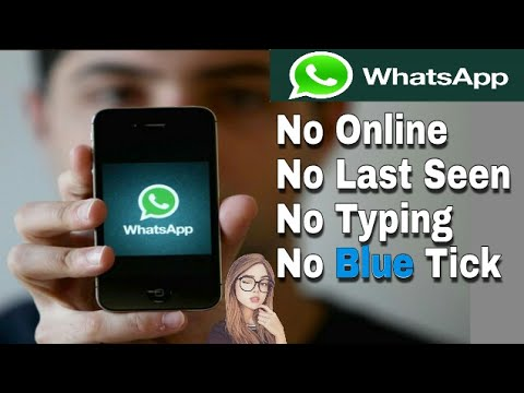 Whatsapp Tricks No Online,No Last Seen,No Blue Tricks | Whatsapp Tricks No  Typing(2017)