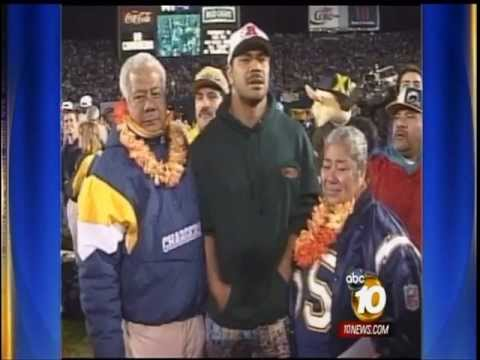 The Life and Death of Junior Seau - 2012 Emmy Winner Best Evening Newscast