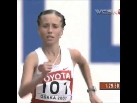 Thot walk vine girl race