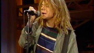 SOUL ASYLUM - Runaway train - LIVE TV 1994