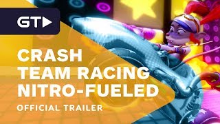 Crash Team Racing Nitro-Fueled - Neon Circus Grand Prix Official Trailer