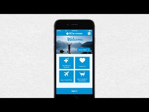 Pacific Blue Cross At Your Fingertips