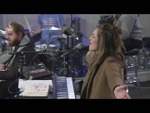 Psalm 23, Spontaneous // Lauren Alexandria, Katie Reed // Prayer Room Worship with the Word