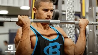 Lean Strength Back and Biceps Workout | Lee Constantinou