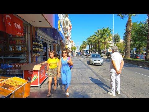 Walk In Çanakkale City Center, Türkiye