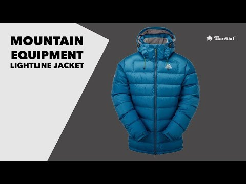 Představení Mountain Equipment Lightline Jacket | Hanibal.cz