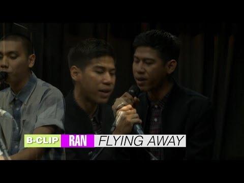 B-CLIP #4 RAN - Flying Away