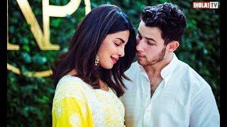 La fiesta de compromiso hindú de Nick Jonas y Priyanka Chopra | ¡HOLA! TV