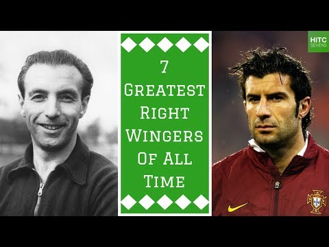 7 Greatest Right Wingers of All Time | HITC Sevens