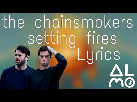 the-chainsmokers---setting-fires-(lyrics-video)-feat.-xylØ