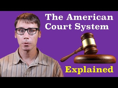 The American Court System Explained