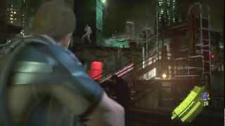 Resident Evil 6 Demo | Chris Redfield | Part 2