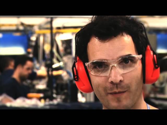 Borg Warner Brasil - vídeo institucional