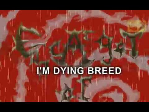 Escargot Of Hell - Dying Breed (Demo Five Finger Death Punch Cover) (Video Lyric)