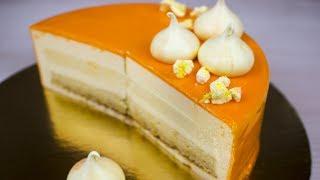 видео муссовый торт рецепт