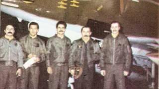 Capitán Carlos Cachón, Grupo 5 de Caza.