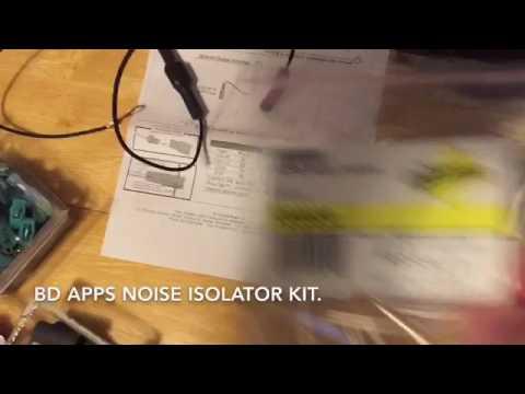 hook up noise suppressor