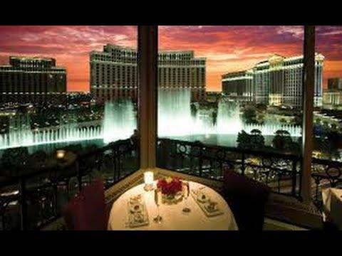 Best Restaurant To See Bellagio Fountains Las Vegas