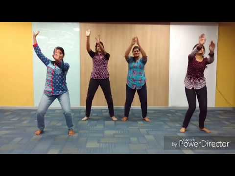 Dance on AWW TUZO MOGH KORTHA song by