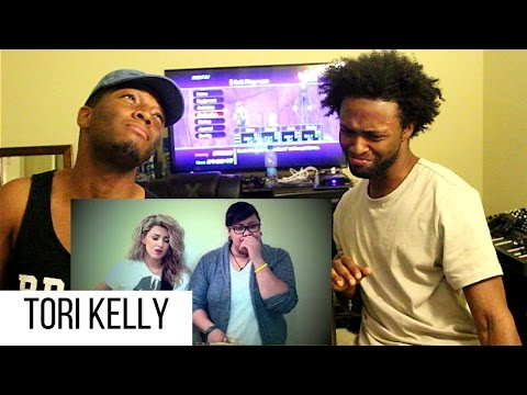 Thinkin Bout You (Acoustic/Beatbox Cover) - Tori Kelly & Angie Girl (REACTION)