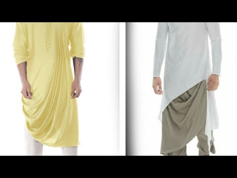 Kurta Pajamas for men in Indian style / Churidaar Kurta / Outfits hub