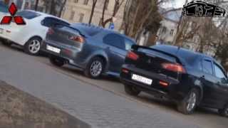 Mitsubishi Lancer X club Kostroma