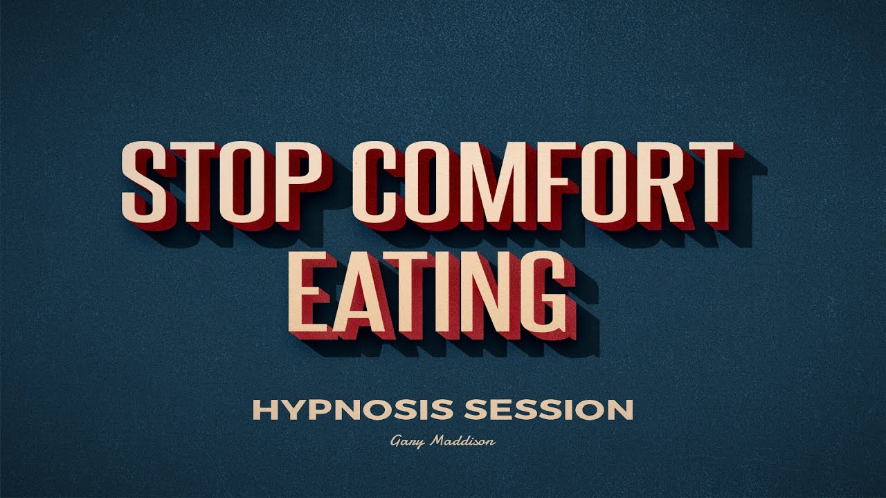 Free Weight Loss Self Hypnosis Session - Stress Relief and Comfort Eating