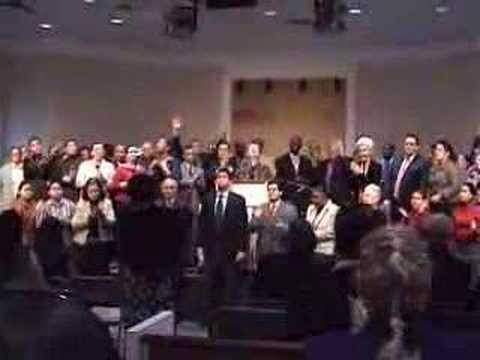 Bethel Sanctuary Choir- Glory to your name
