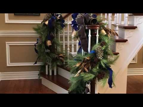 christmas decorating ideas traditional christmas home decor - Traditional Home Christmas Decor