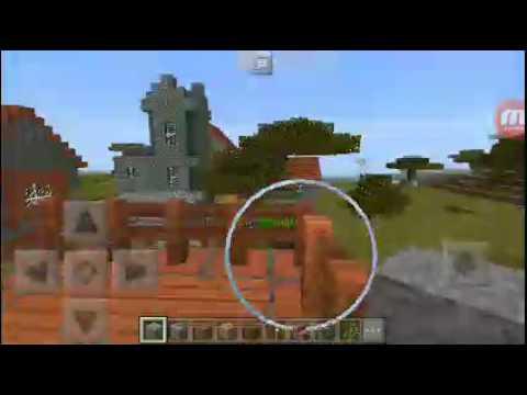 Ada Desa Zombie Di Minecraft