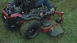 From Start To Finish - Count on Toro Professional Landscape Equipment
