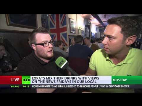 Expats discuss Crimea referendum