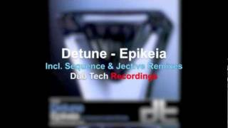 Detune - Epikeia Incl. Sequence & Jective Remixes [Dub Tech Recordings]