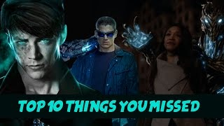 The Flash Season 3 Sizzle Reel | Top 10 Things you Missed