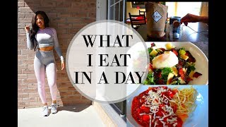 WHAT I EAT IN A DAY FOR FAT LOSS | WEIGHT LOSS FOOD DIARY