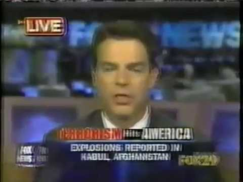 FOX News 9-11-2001 Live Coverage 6:00 P.M E.T - 12:00 A.M E.T