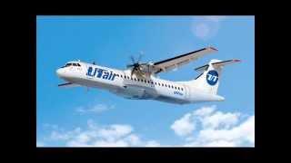 Самолёт ATR 72. Франция. А также заказ авиабилетов.(, 2015-10-16T10:29:10.000Z)