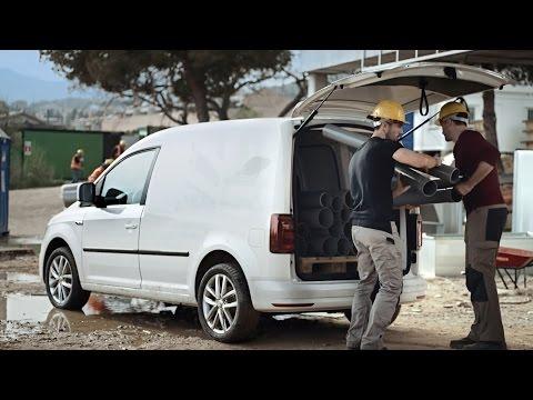 Volkswagen Caddy Werbespot | Durch und durch ein Caddy. Da steckt mehr drin. - Werbung