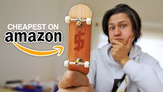 THE CHEAPEST FINGERBOARD ON AMAZON!