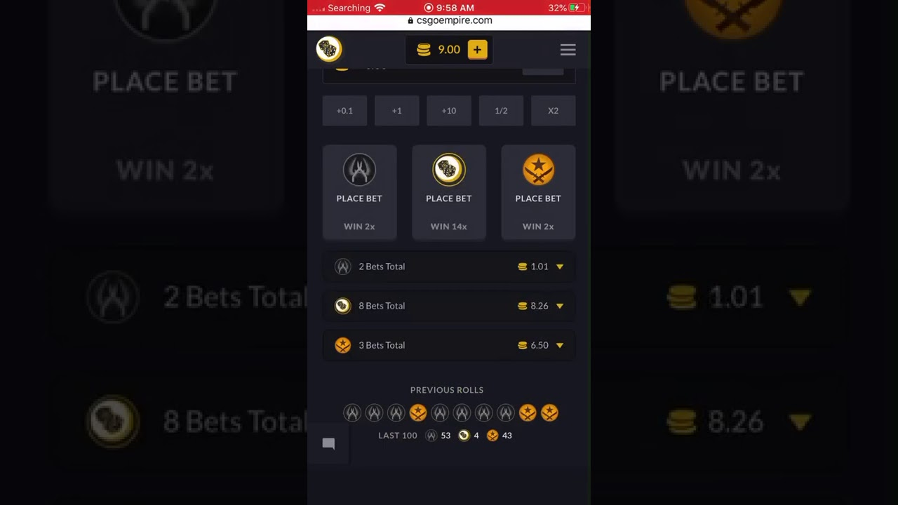 Csgo Small Betting
